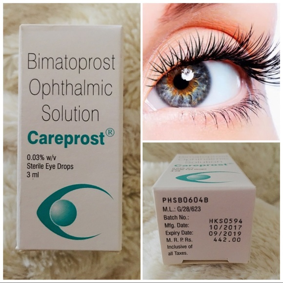 Careprost Makeup Eyelash Growth Serum Poshmark